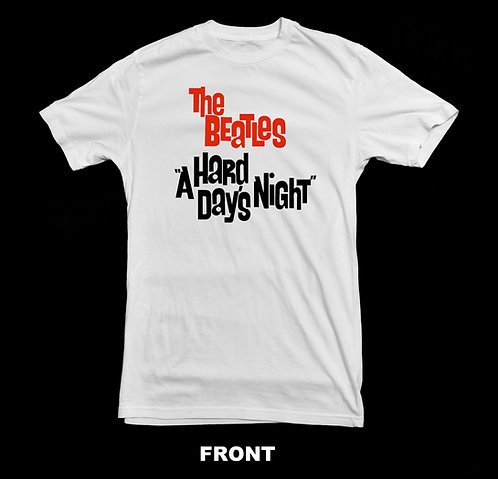The Beatles - A Hard Day's Night T-Shirt