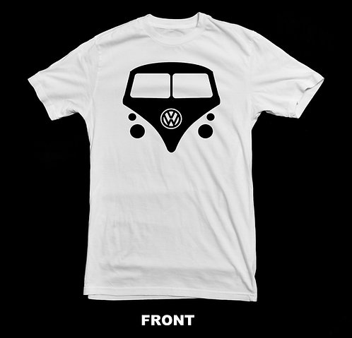 Volkswagen VW Vintage Bus Image T Shirt