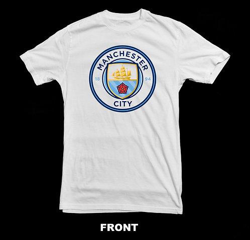 Manchester City FC T Shirt | Manchester City Soccer