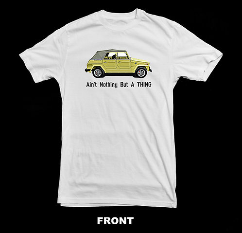 Volkswagen Vintage VW Thing T Shirt | Aint Nothing But A Thing