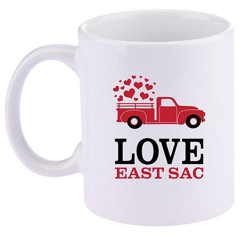 Love East Sacramento Coffee Mug