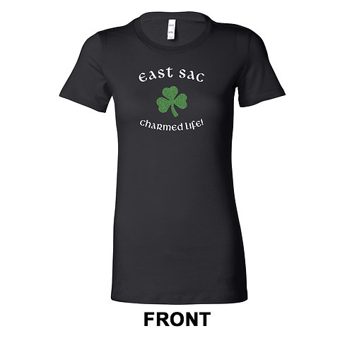 EAST SAC CHARMED LIFE - ST. PATRICK'S DAY PREMIUM T-SHIRT