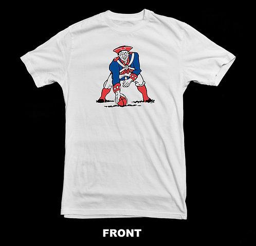 New England Patriots Original Logo T-Shirt