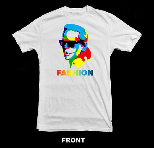 Karl Lagerfeld T Shirt | Fashion Icon | Memorial T-Shirt