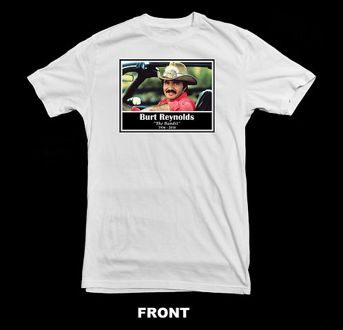 Burt Reynolds Tribute T-Shirt (Smokey and the Bandit)