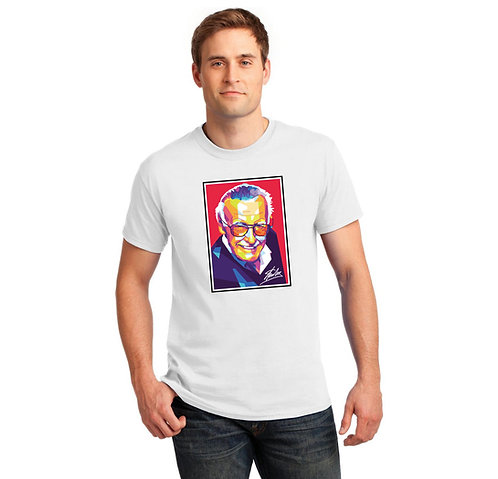Stan Lee Tribute T Shirt | Excelsior