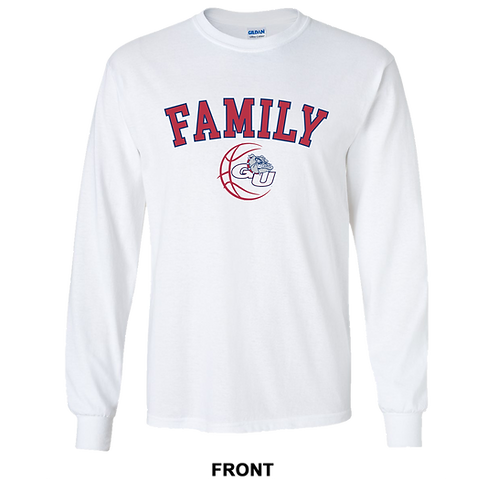 Gonzaga Bulldogs Long Sleeve T Shirt | Family | March Madness