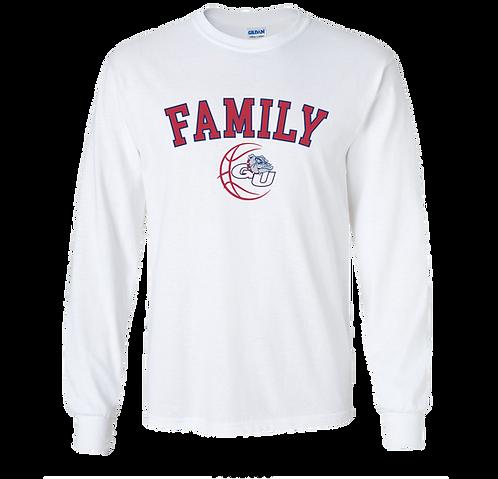 Gonzaga Bulldogs Long Sleeve T Shirt | Family | March Madness