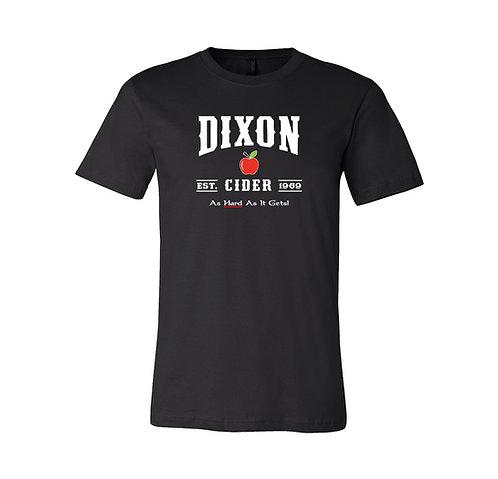 Dixon Cider Funny T Shirt | Adult Sizes
