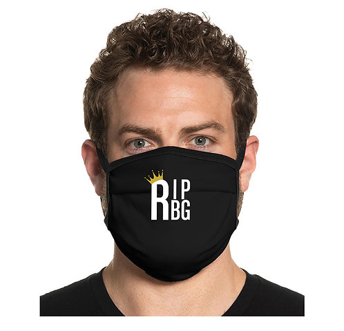 Ruth Bader Ginsburg RBG Face Mask Cover