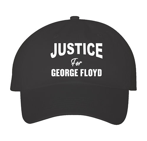 Justice For George Floyd Hat