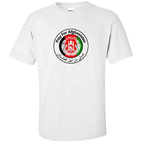 Pray For Afghanistan T-Shirt
