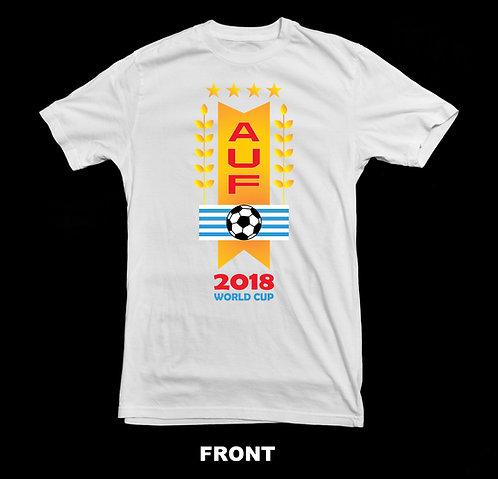 URUGUAY SOCCER (FOOTBALL) CLUB - 2018 WORLD CUP T-SHIRT