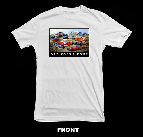 Volkswagen Vintage T Shirt | Old Volks Home