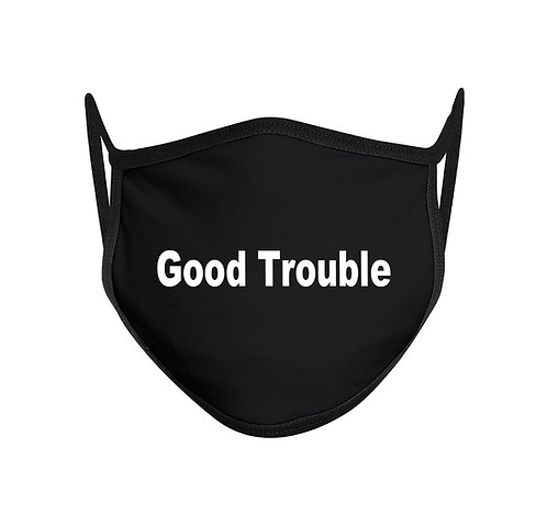 Good Trouble John Lewis Face Mask Cover