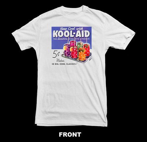 VINTAGE KOOL-AID ADVERTISEMENT T-SHIRT