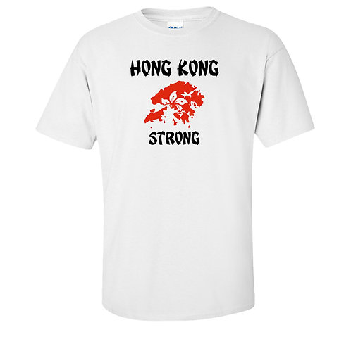 Hong Kong Strong T Shirt