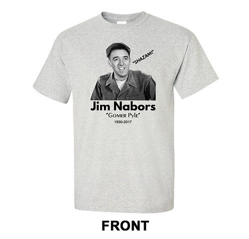 Jim Nabors - Gomer Pyle USMC - Tribute / Memorial T-Shirt