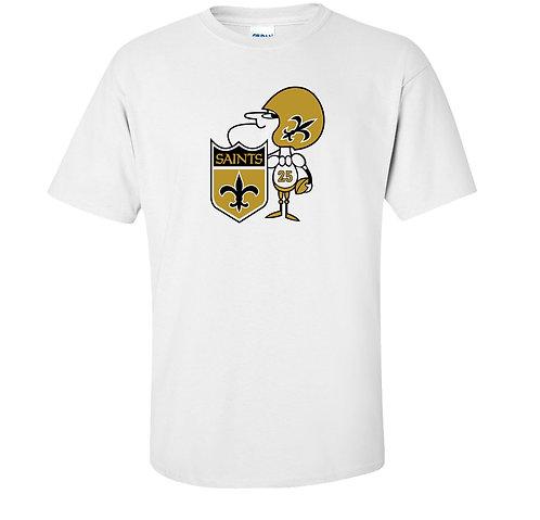 New Orleans Vintage Logo T-Shirt