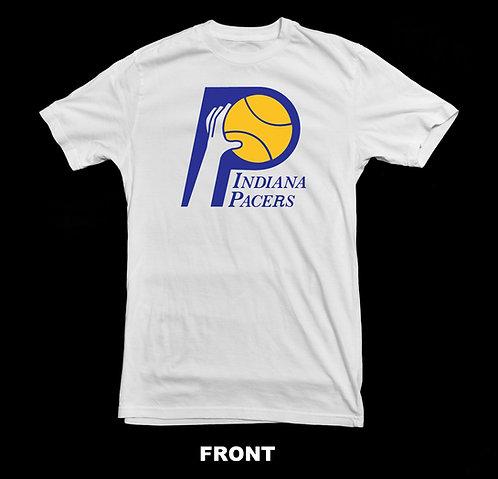 Indiana Pacers  Vintage Logo T-Shirt | Vintage Sports Shirts