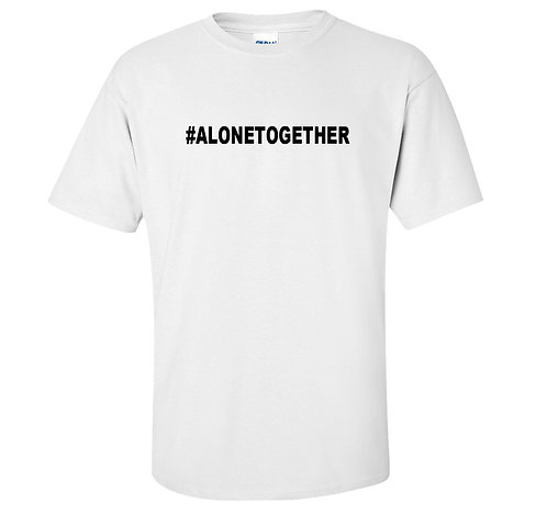 #AloneTogether Social Distancing Covid-19 T-Shirt