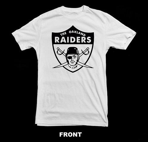 Oakland Raiders Vintage Logo T-Shirt