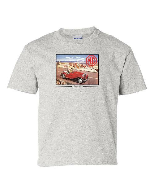 MG Series TF 1950s Vintage Advertisement T-Shirt