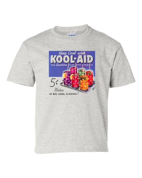 Vintage Kool Aid Advertisement T Shirt Custom T Shirts