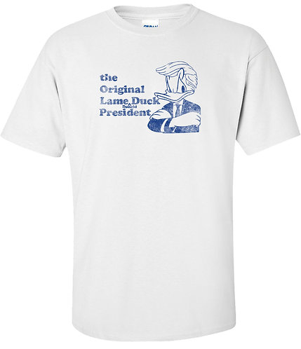 The Original Lame Donald Duck President Trump T-Shirt | Lame Duck Trump