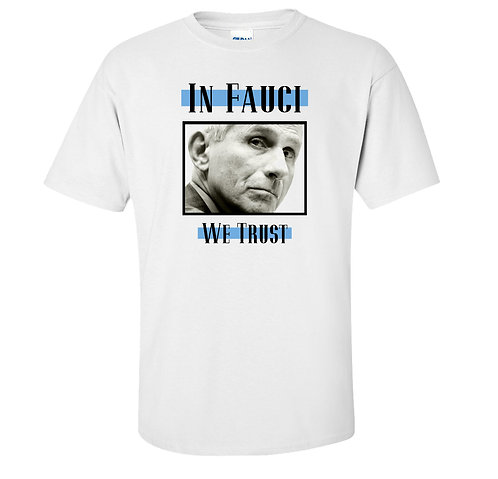 Dr Anthony Fauci COVID-19 T-Shirt