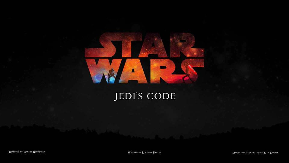 Jedi's Code Star Wars Short Film by Two Twenty Two London film composer