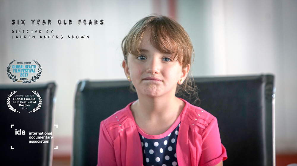 Six Year Old Fears by Lauren Anders Brown