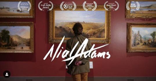 Nial Adams New Haven Documentary Film Festival