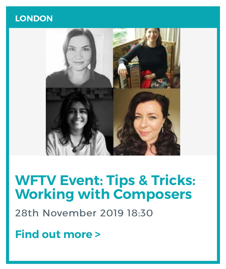 WFTV Tips and Tricks: Working with Composers