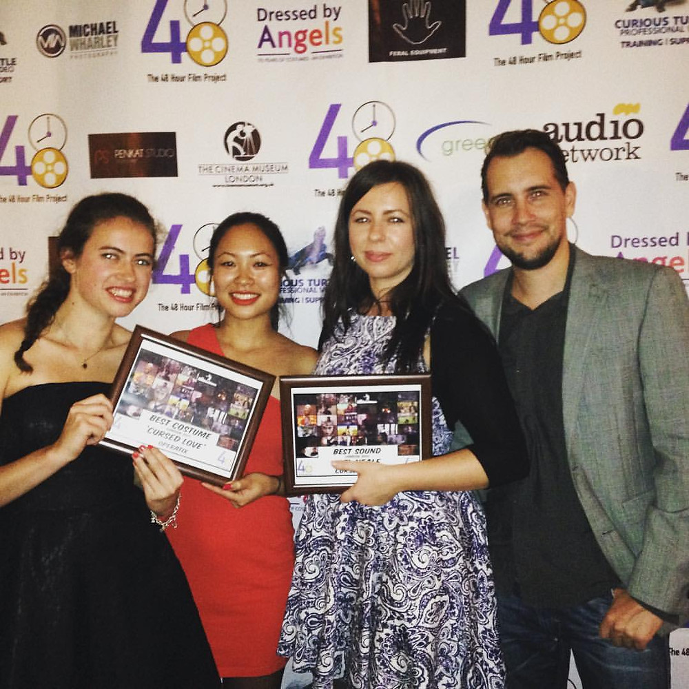 London 48 Hour Film Festival winners