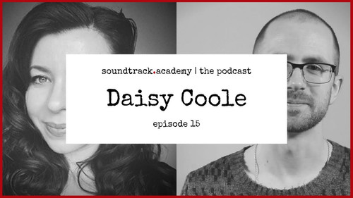 Podcast interview featuring Daisy Coole