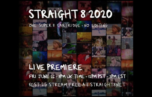 """'Jinx' makes the """"Best 25"""" for Straight 8 2020 Competition"""