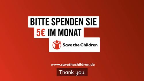 Two Twenty Two scores Save the Children advert