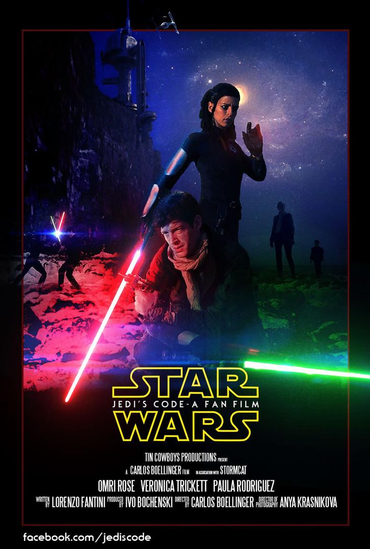Jedi's Code (2016)