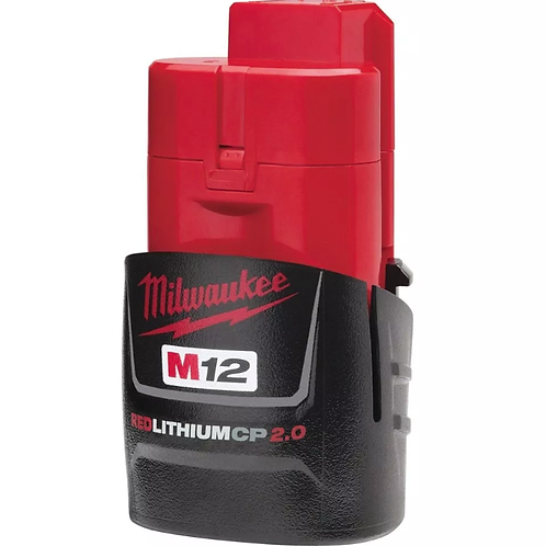 Bateria Ions De Litio M12v - Original 48-11-2659 - Milwaukee