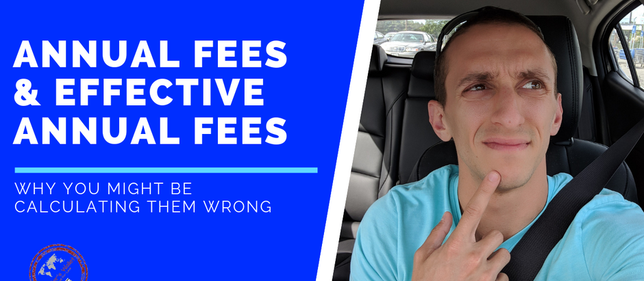 Evaluating Annual Fees And Calculating Effective Annual Fees