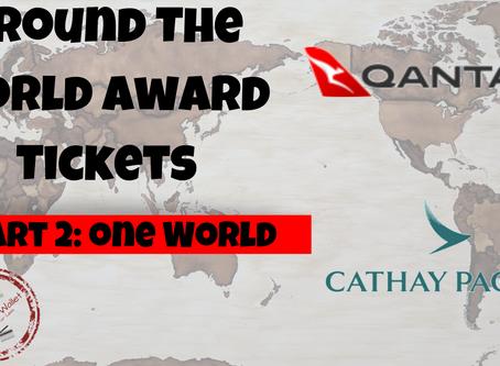 Around The World Award Tickets: One World