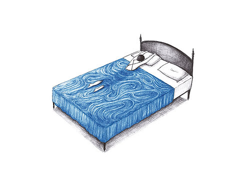 Swimming Bed