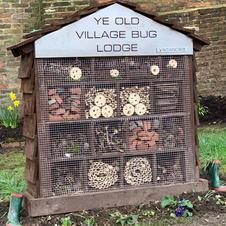Ye Olde Village Bug Hotel