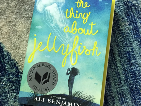 #BOOKSHELFIE: THE THING ABOUT JELLYFISH