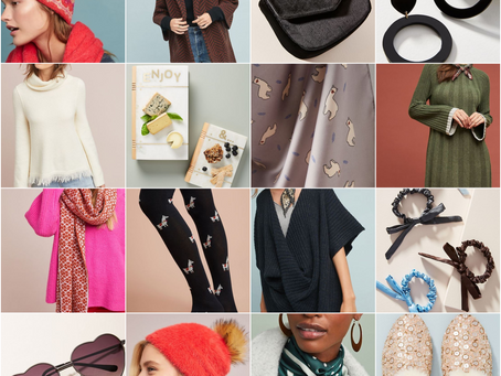 ANTHROPOLOGIE WINTER TAG SALE: SHOP MY PICKS AT AN EXTRA 40% OFF