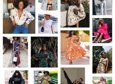 BLOGS AND BRANDS BY BLACK WOMEN TO FOLLOW