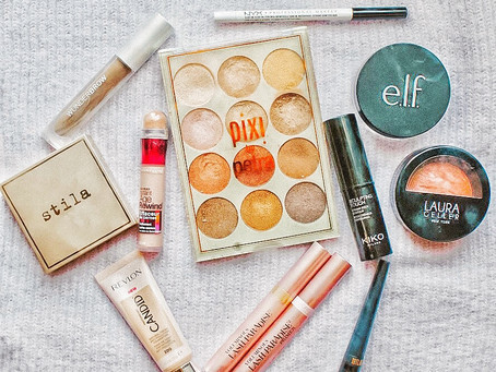 MAKEUP ROUTINE: PRODUCTS I'M LOVING