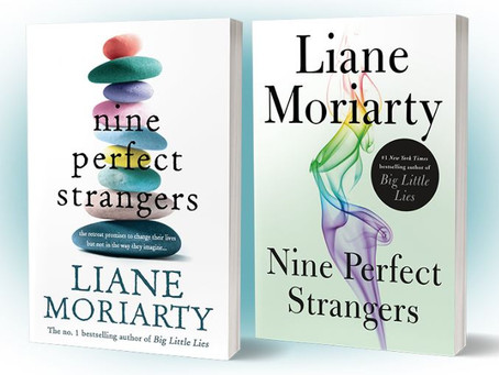 #BOOKSHELFIE: NINE PERFECT STRANGERS