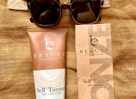 SELF TANNING PART 1: WHY TO USE A NATURAL SELF TANNER AND PRODUCT REVIEW